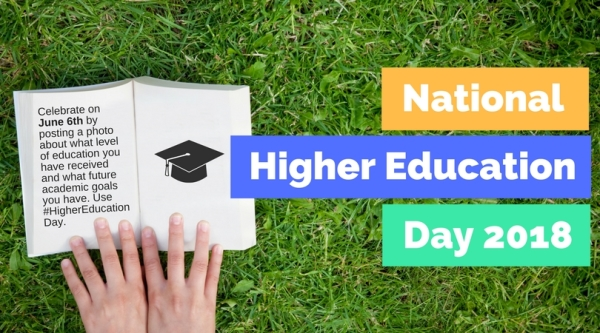 National Higher Education Day 2018